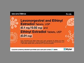 Levonorgest-Eth Estrad 91-Day