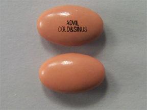 Advil Cold/Sinus