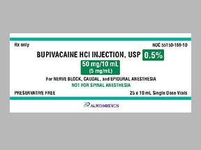 Bupivacaine Hcl (Pf)
