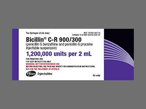 Bicillin C-R 900/300